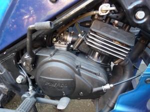 Laverda 125LB custom