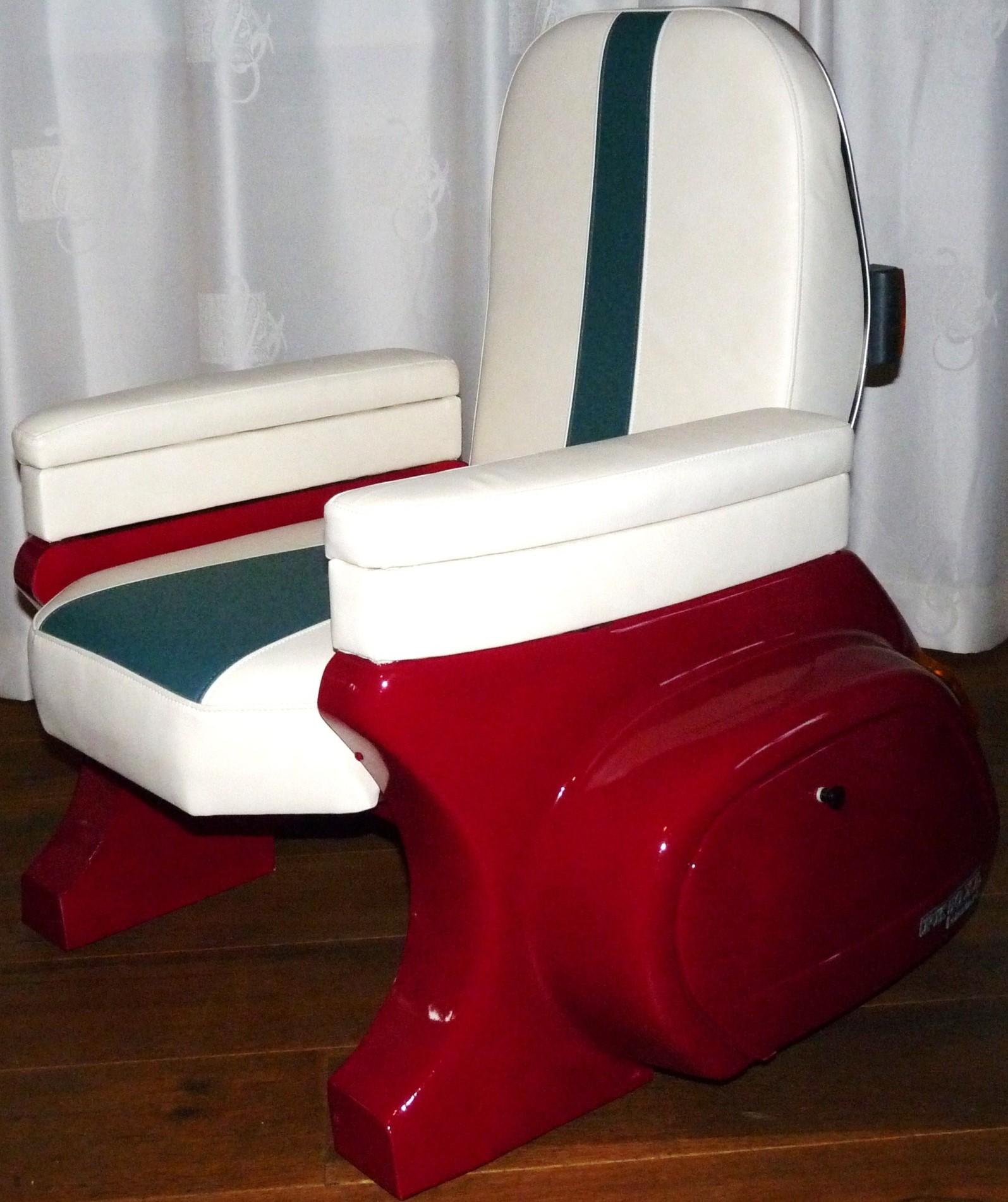 Vespa stoel